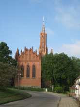 Malchow: Kloster